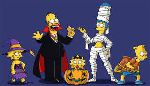 cartoon halloween picture simpsons halloween by chadrocco on deviantart