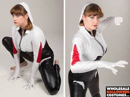 wholesale halloween costumes com diy spider gwen costume wholesale halloween costumes blog