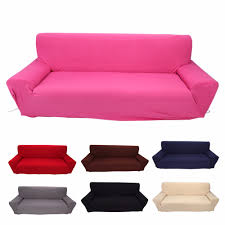 durable fabric for sofa click to buy solid color soft all inclusive fabric cover sofa