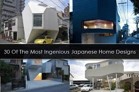 Of The Most Ingenious Japanese Home Designs Presented On - Japanese home designs