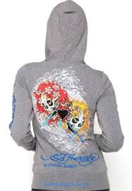 wholesale ed hardy clothing factory price ed hardy women hoodies