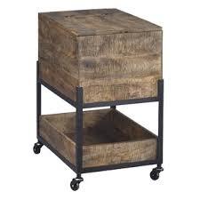 Rustic File Cabinet Modern Contemporary Rustic File Cabinet Allmodern