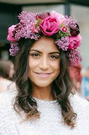 flower headbands 151 best flower headbands images on crowns floral