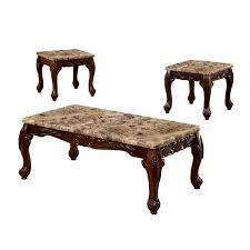 coaster fine furniture 5525 coffee table atg stores astoria grand albertus 3 piece coffee table set marble top