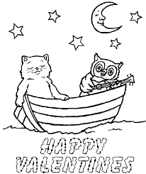 valentine coloring pages for kids valentine coloring pages of