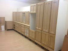 Solid Wooden Kitchen Cupboard Doors