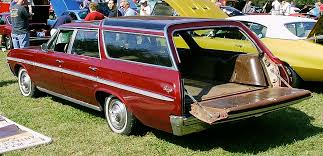 Bench Made From Tailgate Station Wagon Wikipedia