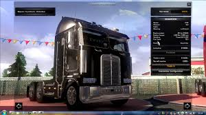 buy kenworth euro trucks simulator 2 kenworth k100 mod install youtube