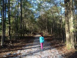 Alabama nature center hiking
