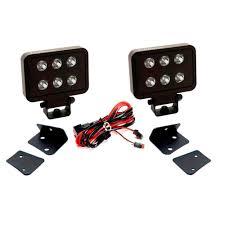 Putco Lights Putco 10004jk Jeep Wrangler Jk Led Lights Luminix 4