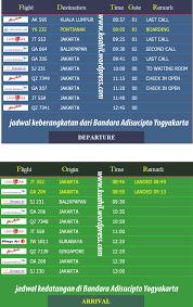 Jadwal Sholat Jogja Lengkap Jadwal Penerbangan Pesawat Dari Dan Ke Bandara Adisucipto