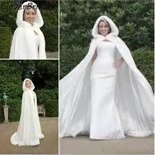 cape mariage longueur de plancher de mariée cape ivoire de mariage manteaux