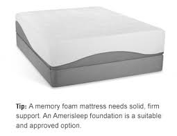 memory foam mattresses have a long lifespan