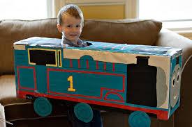 Thomas Train Halloween Costume 2t Dean U0027s Thomas Tank Engine Costume Crafts Boys