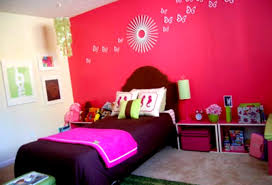 Cool  Black And Pink Bedroom Decor Design Decoration Of Best - Girls bedroom ideas pink and black