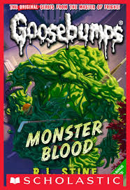 Goosebumps Cuckoo Clock Of Doom Classic Goosebumps 3 Monster Blood Ebook By R L Stine