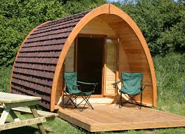 wooden tent pods holiday parks in yorkshire