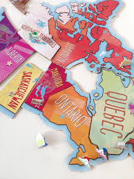 printable map of canada puzzle play cbc parents