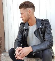 medium undercut men u0027s hairstyles slicked back hair with an undercut slicked back