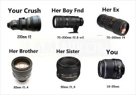 Photographer Meme - humor this meme puts your lovelorn life in photography terms