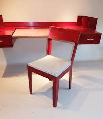 bureau prouvé chaise et bureau par jean prouvé jules leleu 1936 en vente sur