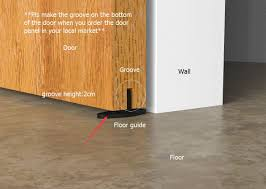 double track barn door hardware diyhd 8ft double sliding barn door hardware bi parting barn wood