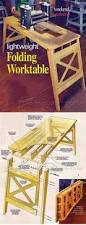 folding work table plans workshop solutions projects tips and