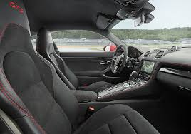 porsche atlanta interior sharper design greater performance u2014 the 2018 porsche 718 gts models