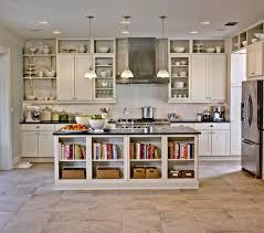 glass countertops door kitchen cabinet lighting flooring sink