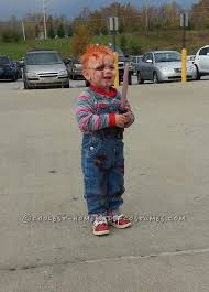 chucky costume toddler chucky doll costume for toddlers
