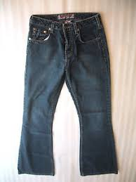 womens bootcut canada womens silver wash bootcut or flare size 27 27x31 made