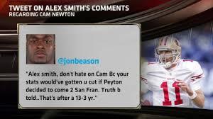 Alex Smith Meme - alex smith shoot pass quibble