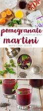 martini pomegranate pomegranate clementine mint martini with chia the nutiva kitchen