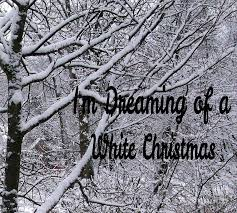 i m dreaming of a i m dreaming of a white christmas photograph by gail matthews