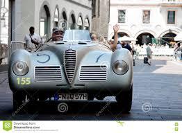 Alfa Romeo 6c Price Alfa Romeo 6c 2500 Ss Spider Colli At Mille Miglia 2016 Editorial