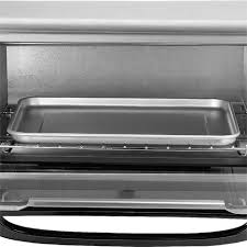 Black Decker Toaster Oven Replacement Parts Black Decker 4 Slice Toaster Oven Stainless Steel To1430s