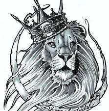 lion of judah tattoo designs cool tattoos bonbaden