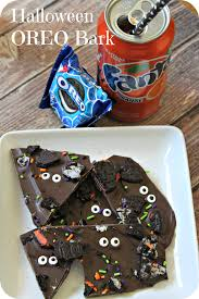 halloween oreo bark spookysnacks the denver housewife
