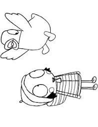 sarah coloring u2013 sarah u0026 duck coloring pages kids