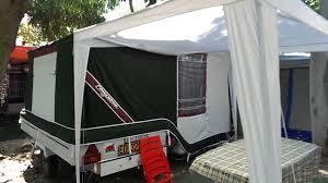 tenda carrello carrello tenda comanche