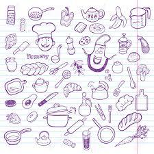 jeux de cuisine libre dessinée et la cuisine jeu de cuisine clip libres de