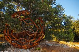 cool tree house the s most extraordinary tree houses revealed daily mail