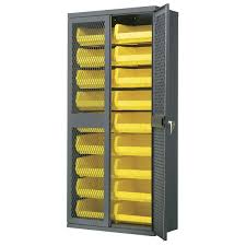 Security Cabinet Storage Cabinet Workshop Floor Mounted Steel Ac3618sv