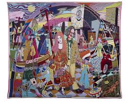 Grayson Perry Vanity Of Small Differences Julie Cope U0027s Grand Tour The Story Of A Life By Grayson Perry