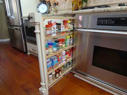 kitchen pull out cabinet kitchen cabinets decorative pull out spice storage buy cabinets