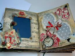 scrapbooks for sale in handmade scrapbook onahaynes on etsy