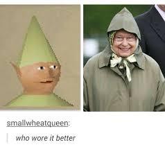 Gnome Meme - dankest queen gnome child know your meme