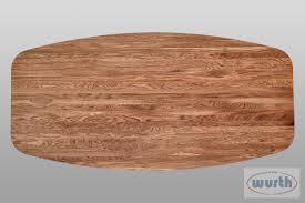 Esszimmertisch Naturkante Wurth Holz Tischplatten