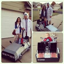 Back To The Future Costume 21 Best Mom Dad And Baby Halloween Costumes Ideas For 2017