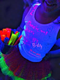 neon party awesome glow party ideas and neon party